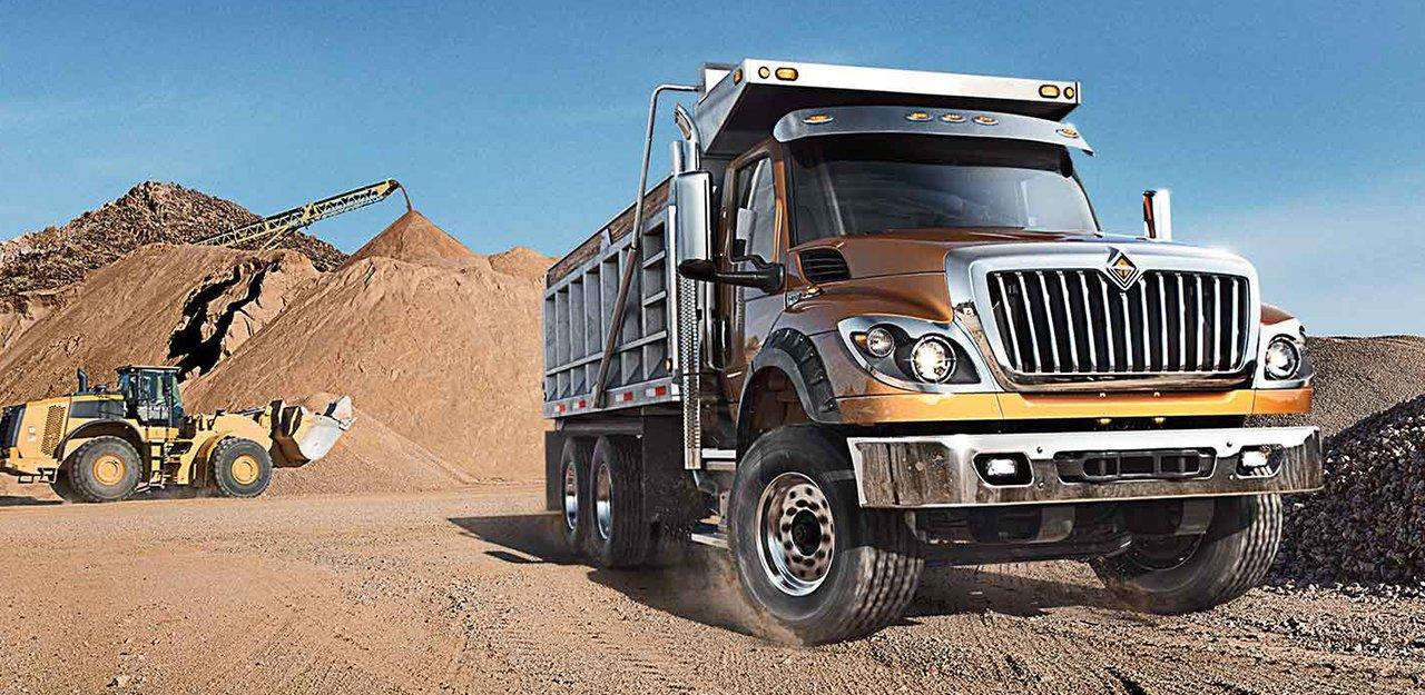 International HV - Syossett Trucks